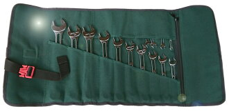 ASAHI Super Lightweight Lightool Combination Wrench 14 Pcs Set
