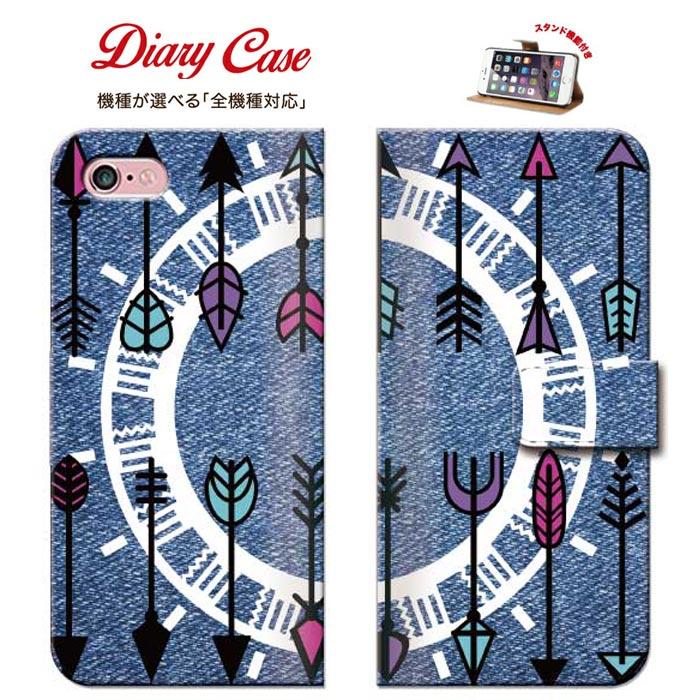 iPhone8 plus iphone7ケース デニム denim ネイティブ ネイティヴ 柄 宇宙柄 宇宙 エスニック エスニック柄 ethnic 民族柄 ハワイアン 全機種対応 手帳型 ダイアリー スマホ ケース カバー 携帯 スマートフォン スマホケース