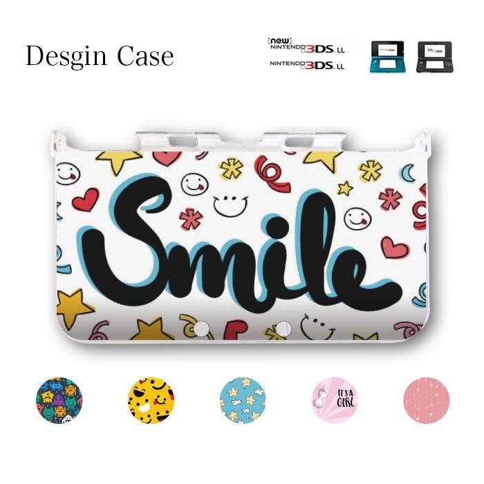3DSカバー 3DSケース 3DSLL NEW3DSLL DS カバー ケース ニンテンドー ゲーム ニコちゃん ユニコーン 可愛い 送料無料 DSケース nintendo ds 3ds case ケース にこちゃんマーク