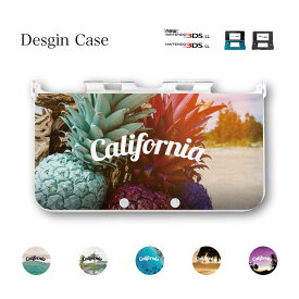 california 西海岸 カルフォルニア DSケース DSカバー 3DSケース NEW3DSケース ニンテンドー DS game 送料無料 DSケース nintendo ds 3ds case ケース