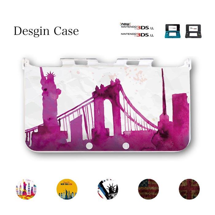 3DS カバー アメリカ USA アフリカ ブラジル 日本 ロシア 韓国 北朝鮮 ハワイ 可愛い ニンテンドー DS game 可愛い 送料無料 DSケース nintendo ds 3ds case ケース ニューヨーク newyork
