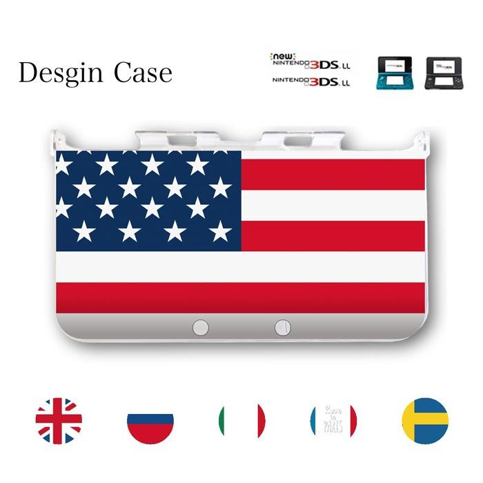 3DS カバー アメリカ USA アフリカ ブラジル 日本 ロシア 韓国 北朝鮮 ハワイ ヨーロッパ イタリア パリ カナダ 可愛い ニンテンドー DS game 可愛い 送料無料 DSケース nintendo ds 3ds case ケース
