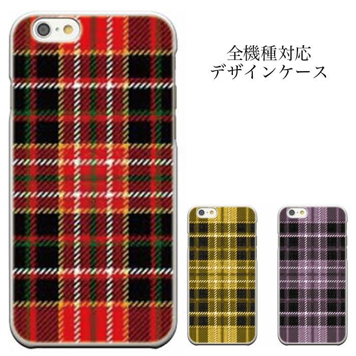 スマホケース iPhone8 plus iphone7ケース iPhone6s 6s plus REGZA Phone T-02D LUMIX Phone P-02D C01Xperia Z4 SOV31 タータンチェック グレンチェック ギンガム トラッド 柄物