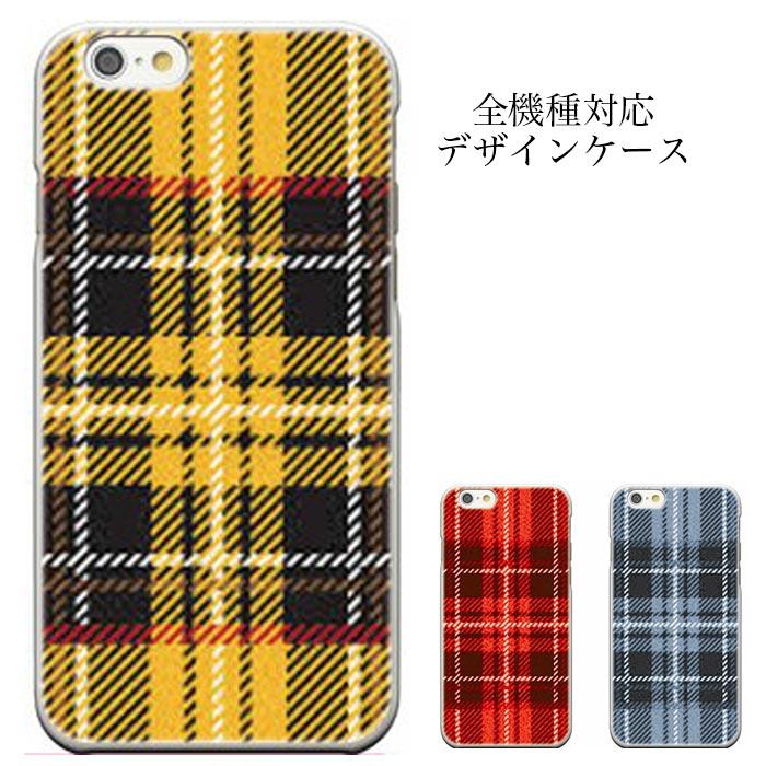 iPhone8 plus iphone7ケース REGZA Phone T-02D LUMIX Phone P-02D C01Xperia Z4 SOV31 S6 edge SC-04G その他 全機種対応 タータンチェック グレンチェック ギンガム トラッド 柄物
