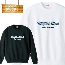 ネイバーフッド crips gang ギャング ウエッサイ westside 西海岸 ストリート ブランド アパレル ファッション スエット トレーナー メンズ レディース アパレル ワンポイント 流行 トレンド street ピープス系 スト系