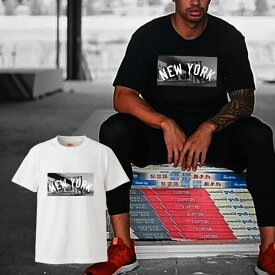 new york empire state of mind Manhattan ニューヨーク ブルックリン アメリカ hiphop ヒップホップ ストリート street brand ピクチャー logo 写真 フォト フォトT Tシャツ プリント デザイン 洋服