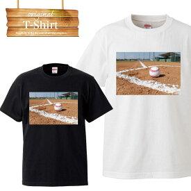 Tシャツ T-shirt ティーシャツ 半袖 大きいサイズあり big size ビックサイズ カジュアル スポーツ sports 部活 練習着 野球 ベースボール baseball 草野球 硬式 軟式 バット ボール