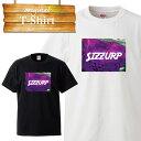 Sizzurp purple drink リーン コデイン スィズアープ シロップ 紫 ダブルカップ ドラック Tシャツ T-shirt ティーシャツ 半袖 大きいサイズあり big size ビックサイズ