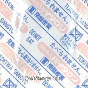 (お取り寄せ品) バイタロン PD-150(200個×40袋) 酸素吸収量30ml 一般タイプ脱酸素剤 耐油 常盤産業(時間指定不可)