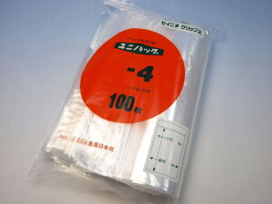 セイニチ ユニパックK-4 (1,500枚) 400×280mm 生産日本社(時間指定不可)