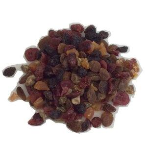 デルタ こだわり5種ドライフルーツミックス(1kg×3袋)乾燥果実 クランベリー サルタ レーズン モハベレーズン アプリコット 白イチジク