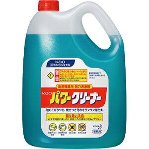 花王 パワークリーナー 4.5リットル×2本 業務用 レンジ周り用洗剤 コンロ周り用洗剤 油汚れ洗剤 衛生商品