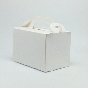 サービス箱 HL サイドOP110 No.430(400枚) 120×90×110mm ケーキ箱 リーズナブル テイクアウトBOX 洋生菓子 サイドオープン式 和気
