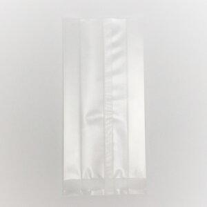 (マット調) 合掌ガゼット GM NO.6 (2,400枚) 52×42×180mm ガゼット袋 脱酸素剤対応袋 防湿 福助工業 (時間指定不可)