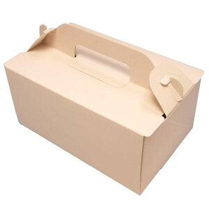ケーキ箱 OPL チェリー 3.5×5(500枚) 105×150×90mm ショートケーキ用 手提げサイドオープン式 パッケージ中澤