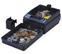 硬貨計数機 コインカウンター エンゲルス SCC-10 手動小型硬貨選別機