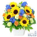 花キューピット【父の日】お父さんありがとうアレンジメントmh00-512213 プレゼント ギフト お祝い 母の日 記念日 父…