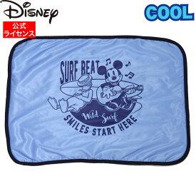 【お買い物マラソン セール】 Disney ディズニー ミッキードナルドクールブランケット DS201-061-001 犬 ペット用品 マット クッション カフェマット