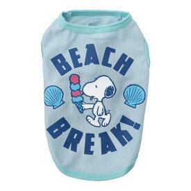 犬服 ピーナッツ スヌーピー クール ドッグウェア犬 服 ペット用品 ペットグッズ 夏用 夏服 洗える 暑さ対策 ひんやり 涼感 キャラクター おもしろ おしゃれ
