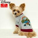 【お買い物マラソン セール】 【1枚までメール便対応】Disney ディズニー 犬服 ミッキーヴィンテージトレーナー ドッ…