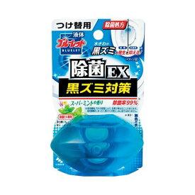 (まとめ) 小林製薬 液体ブルーレット除菌EX つけ替用 70mL【×10セット】