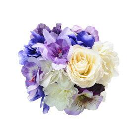【よりどり3点で¥3,000!】KF-2001 ブーケ型造花【C】【フラメンコ用品】コサージュ 髪飾り フローレス 群舞 発表会