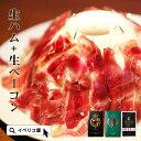 【生ハム2種 & 生ベーコン】 最高ランク 生ハム ギフト イベリコ豚 おつまみ 3種 セット 食べ比べ ハモンイベリコ レ…