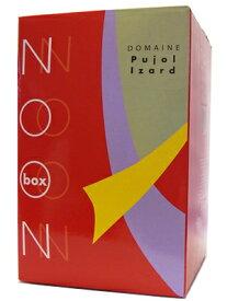 AOCミネルヴォワ(赤) ドメーヌ ピュジョルイザール 2011バッグインボックス 5L レ・ヴィニュロン・アルティザン 'Les Vignerons Artisans'【この商品はお酒です】