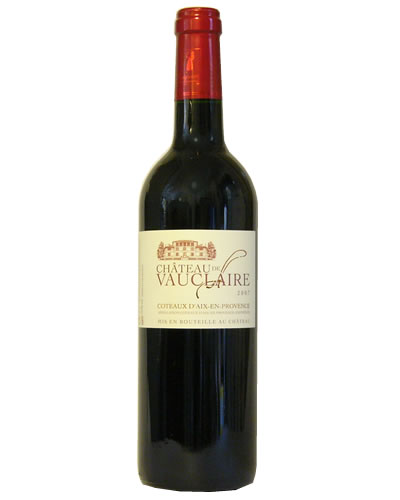 AOCコトーデクスアンプロヴァンス(赤) シャトードヴォクレール 2007 レ・ヴィニュロン・アルティザン 'Les Vignerons Artisans'【この商品はお酒です】