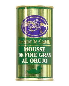 【スペイン産】オルホ漬けフォワグラムース缶詰★フォアグラ加工品★