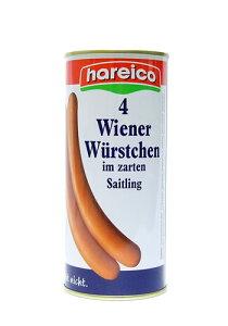 ハライコ(hareico)社ドイツソーセージ缶詰ウィンナーヴルシェン300g×12缶