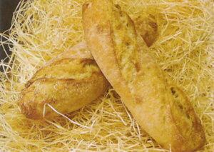【フィッシャー】ドゥミ・バケット田舎風50本(高級冷凍パン)【業務用】