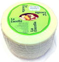 スペインチーズ★ケソデカブラ約1kg。山羊乳のチーズです。