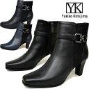 【期間限定10%OFFクーポン対象】 ユキコ キミジマ Yukiko Kimijima ブーティー 本革 レザー ショートブーツブーツ ブーティー 1008 【予約は10月上旬頃〜の出荷です】
