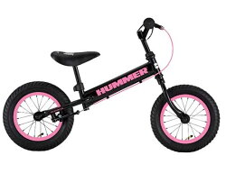 【送料無料】HUMMER(ハマー)12.5インチ幼児/子供用トレーニングバイク【専用スタンド付き】HUMMERTRAINEEBIKE0113_flash