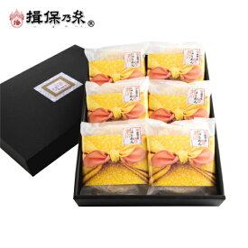 手延素麺 揖保乃糸 にゅうめん 57g×6包 そうめん 紙箱 ギフト /NY-30/