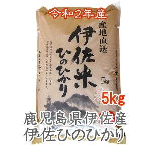 米 5kg ヒノヒカリ 令和2年産 ひのひかり お米 白米 精米 九州 鹿児島 伊佐米