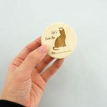 【乳歯】【ケース】bjornビョルン猫の乳歯ケース。商品画像4。
