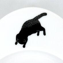 【犬】【猫】【フードボウル】ヒゲが当たらず快適に食べることができます