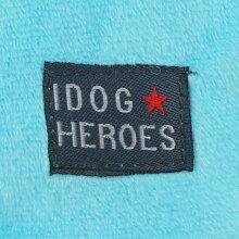 【汚れ防止】【犬】【服】「iDOGHEROES」のネームタグ