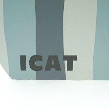 iCatのロゴ入り