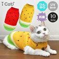 【ペットの熱中症対策】接触冷感でひんやり!虫よけ効果もあるペットの夏用服のおすすめは?