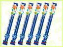 ●トンボ鉛筆 丸つけ用青えんぴつ 2本パック 6パック計12本セット 【楽ギフ_名入れ】 【02P03Dec16】