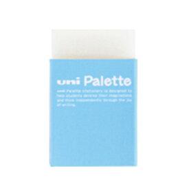 ○uni Palette(パレット) 消しゴム パステルブルー
