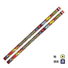■ポケットモンスターXY  赤鉛筆 六角軸 2本パック ポケモンXY