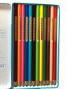CDMクルピツ色鉛筆12色