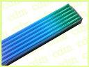 【cdm限定復刻版】 三菱鉛筆 かきかた鉛筆 ビニールケース First-Kグラデーションブルー 2B 【02P03Dec16】