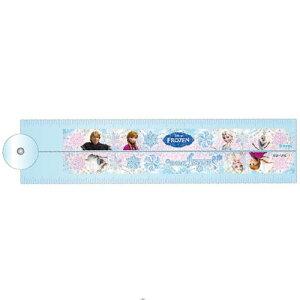 ◆ディズニー アナと雪の女王 おりたたみ定規(ものさし) アナ雪 Frozen アナ エルサ オラフ