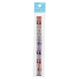 ◇ディズニー アナと雪の女王 赤鉛筆 六角軸 2本パック アナ雪 Frozen アナ エルサ オラフ ブルー 【zkanz】