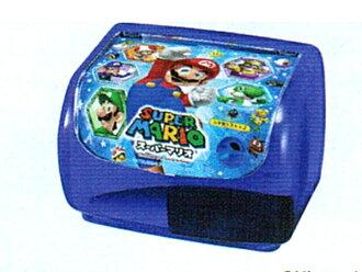 是超级 Mario 卷笔刀 (电动卷笔刀)。 †